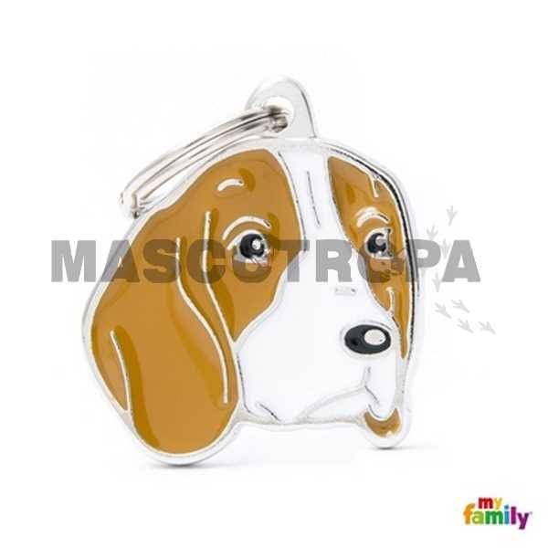 Placa Identificativa Beagle