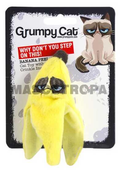 Grumpy Cat Plátano Grumpy