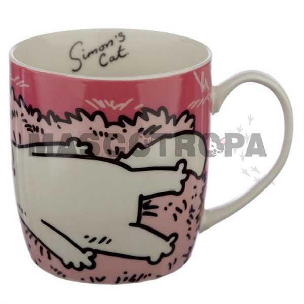 Taza de Porcelana Gato Simon's Cat