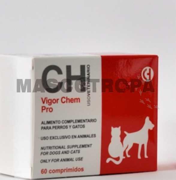 Complejo Vitamínico Vigor Chem Pro
