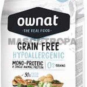 OWNAT Grain Free Hypo Salmón