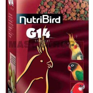 Alimento para Periquitos grandes G14 NutriBird Tropical