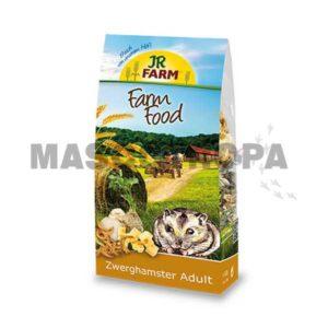 JR Farm Comida completa para Hamsters enanos adultos