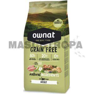 OWNAT Grain Free Gato Adulto