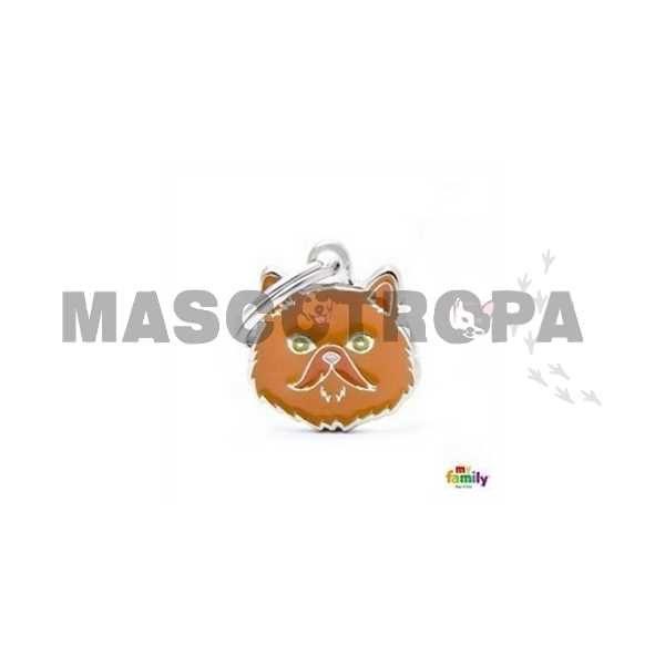 Placa Identificativa Gato Persa